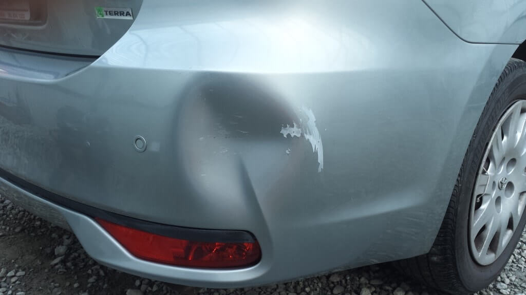Repair Cracked Lacquer On Car