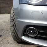 After: Front bumper damage repair - Smart CPR crash repairs
