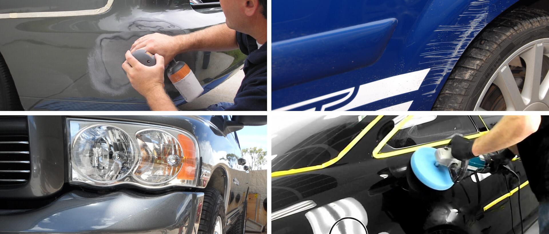 car body repair dublin, Smart CPR, bumper repair