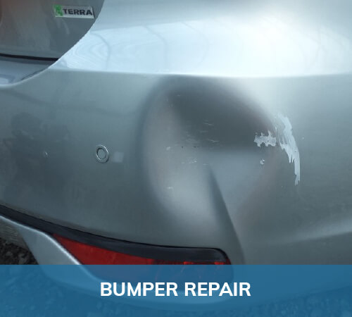 Bumper repair, smart cpr, dublin