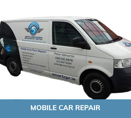 Mobile car repair, smart cpr, dublin