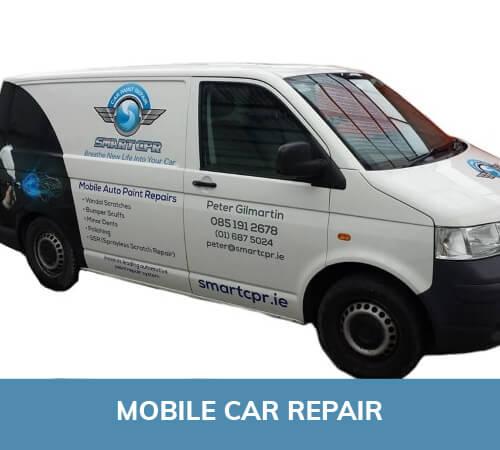 Mobile car repair, smart cpr, dublin